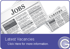 Click here for more information on our latest vacancies